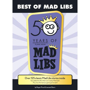 Best of Mad Libs by Roger Price and Leonard Stern