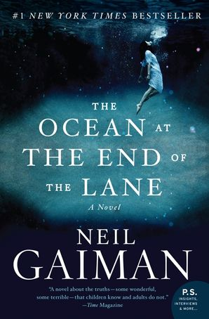 The Ocean at the End of the Lane by Neil Gaiman (New)