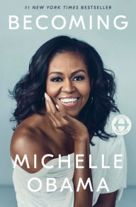Becoming by Michelle Obama  (Spanish Version) (Used)