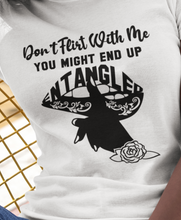 Entangled T-Shirt (NO COVID shipping delays on this design)