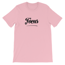 Focus Short-Sleeve Unisex T-Shirt