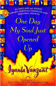 One Day My Soul Just Opened Up by Iyanla Vanzant (USED)