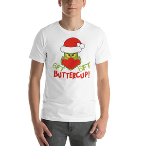 6 Feet Buttercup Christmas T Short-Sleeve Unisex T-Shirt