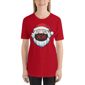 Christmas 2020 Short-Sleeve Unisex T-Shirt
