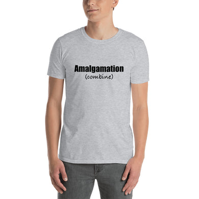 Amalgamation (SAT Prep!) Short-Sleeve Unisex T-Shirt