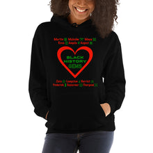 Black History Gems II Hooded Sweatshirt