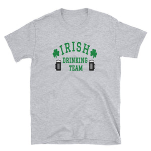 Irish Drinking Team Short-Sleeve Unisex T-Shirt