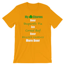 St. Patrick's Day T: Lucky Charms  Short-Sleeve Unisex T-Shirt