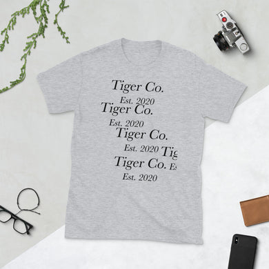 Tiger Co Out of hear season one release Short-Sleeve Unisex T-Shirt