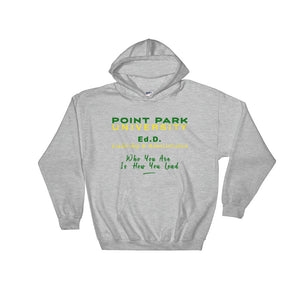 Point Park Ed.D. Leadership and Administration Hooded Sweatshirt