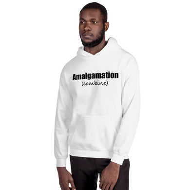 Amalgamation (SAT Prep!) Hooded Sweatshirt