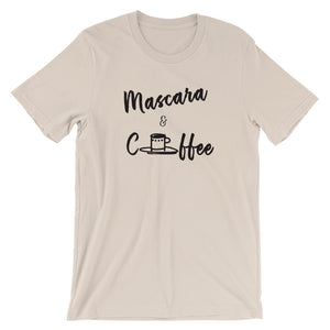 Mascara and Coffee Short-Sleeve Unisex T-Shirt