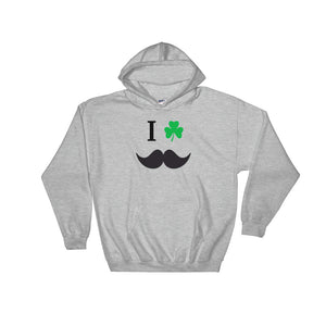 I Love Irish! Hooded Sweatshirt