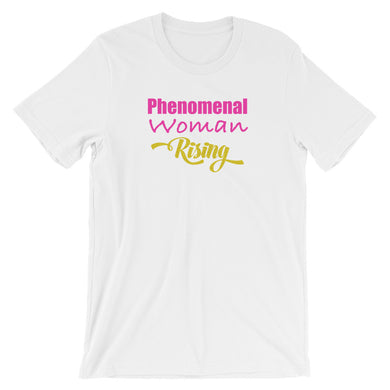 Phenomenal Woman Rising Short-Sleeve Unisex T-Shirt