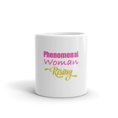Phenomenal Woman Rising Mug