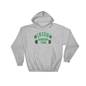Irish Drinking Team Hooded Sweatshirt