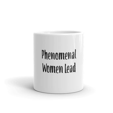 Phenomenal Women  Lead Mug