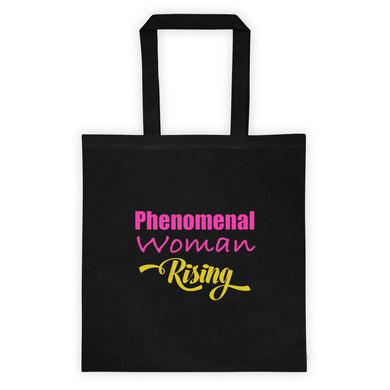 Phenomenal Woman Rising Tote bag