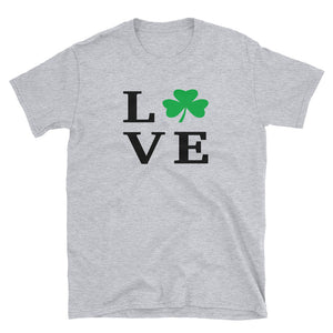 Love Irish! Short-Sleeve Unisex T-Shirt