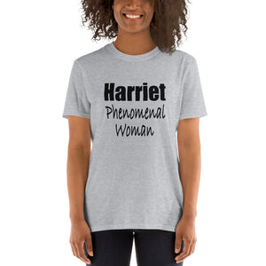 Harriet Short-Sleeve Unisex T-Shirt