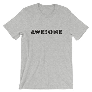 Awesome Short-Sleeve Unisex T-Shirt