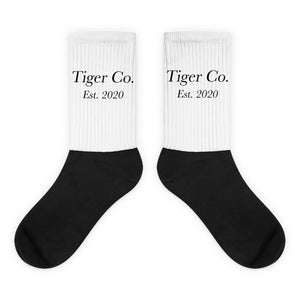 Tiger Co Est 2020 Socks