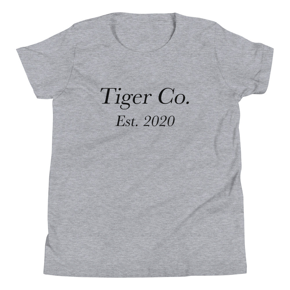 Tiger Co. Est. 2020 Youth Short Sleeve T-Shirt