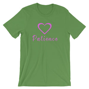 Patience Short-Sleeve Unisex T-Shirt