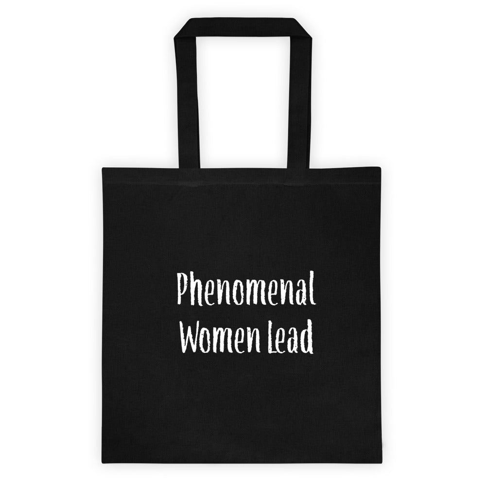 Phenomenal Women Lead Tote bag