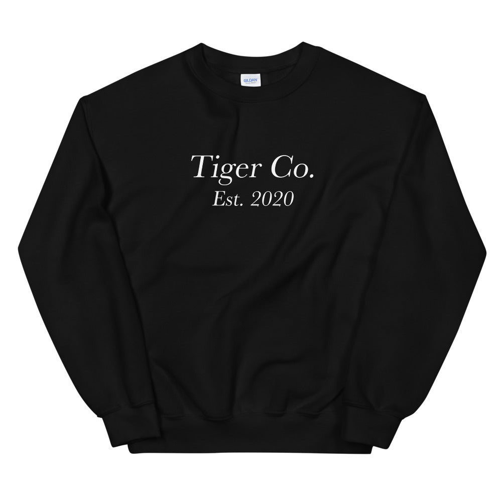 Tiger co Unisex Sweatshirt