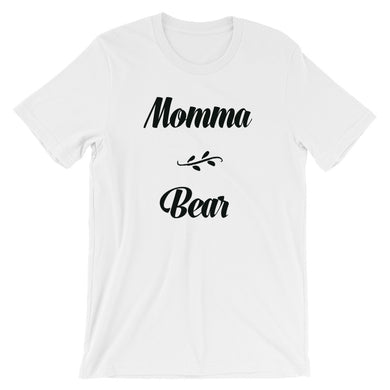 Momma Bear Short-Sleeve Unisex T-Shirt