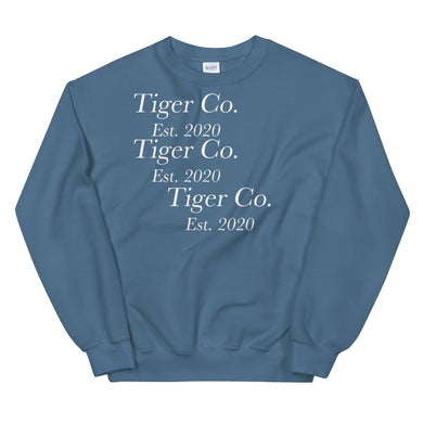 Tiger co out of hear Unisex Sweatshirt