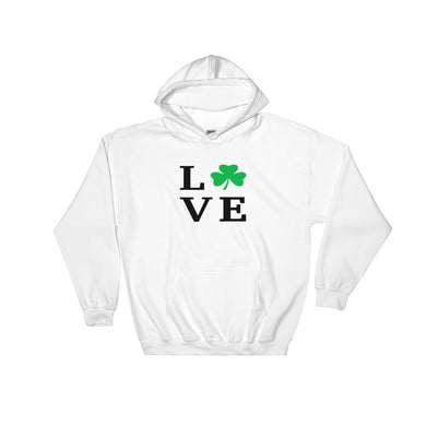 Love Irish Hooded Sweatshirt