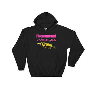 Phenomenal Woman Rising Hooded Sweatshirt