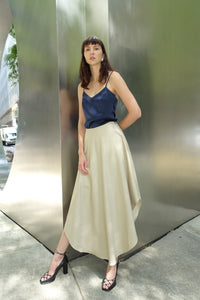 The Martina Asymmetric Skirt