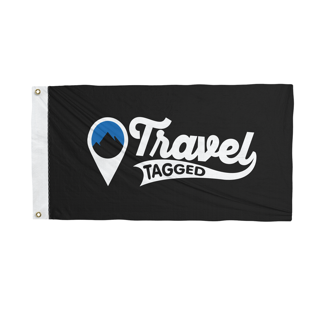 Travel Tagged Signature Flag