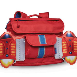 Fire Bird Backpack-Medium