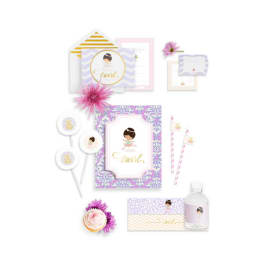 Ballerina Mini Party Box
