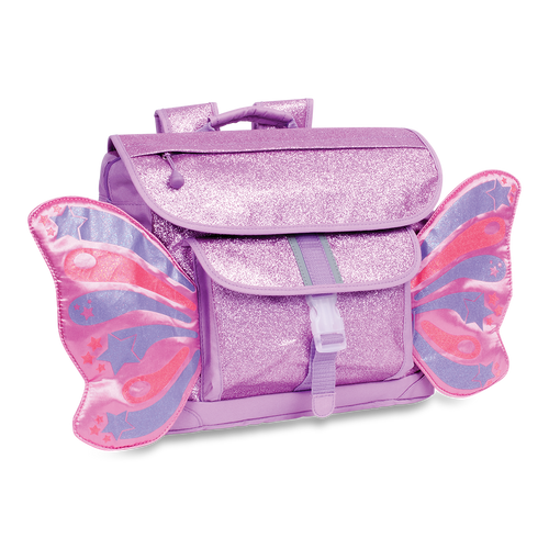 Medium Sparkalicious Purple Butterflyer Backpack