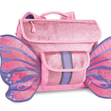 Small Sparkalicious Pink Butterflyer Backpack