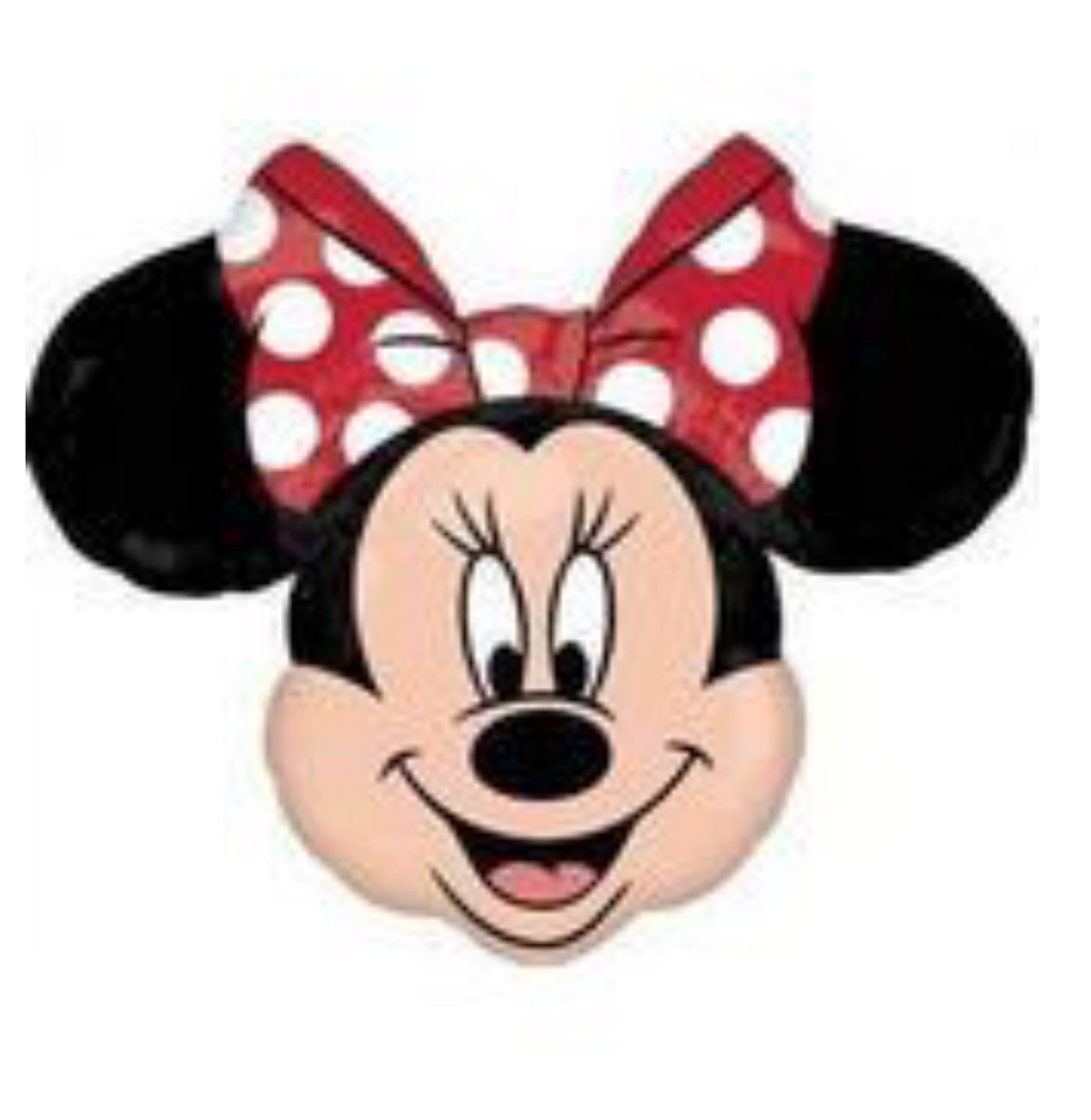 "27"" Mini Mouse Head Balloon"