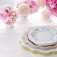 Truly Chintz Extra Small Paper Plates