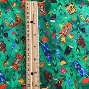 PRINT ON DEMAND 100% Cotton Poly Trader Sam's Dress print Inspired Fabric