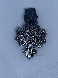 Haunted Mansion Custom Zipper Pull Hardware