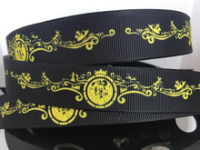 "1 yard 7/8"" Disney Cruise Line Bow Art DREAM Grosgrain Ribbon"