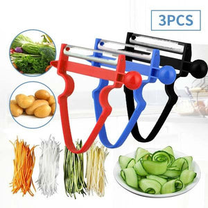3Peely™ (Set of 3 different Peeler)