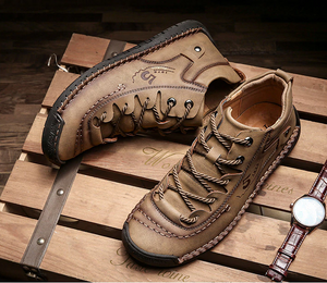 Kapda™ - Vintage Leather Boots
