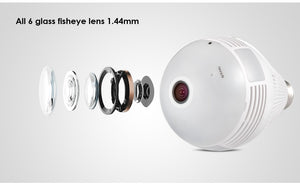 Home WiFi Light Camera