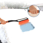 Load image into Gallery viewer, Car Snow Brush And Detachable Ice Scraper
