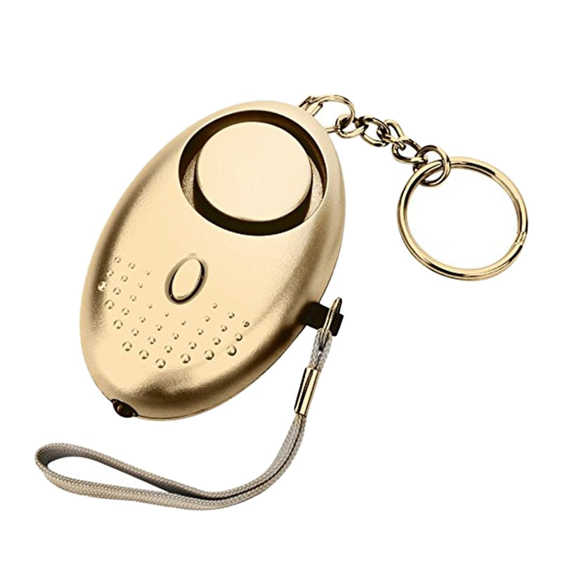 Personal Security Alarm Keychain
